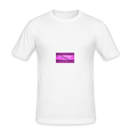 Randado Standart - Männer Slim Fit T-Shirt