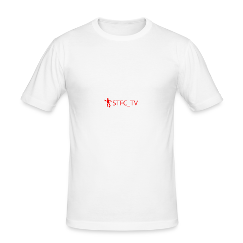 STFC_TV - Men's Slim Fit T-Shirt