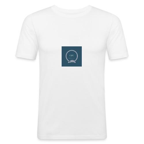 Boba Bobo - Men's Slim Fit T-Shirt