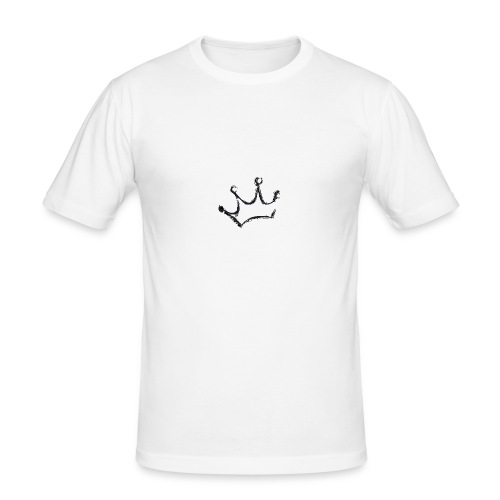 Crown - KingMick - Men's Slim Fit T-Shirt