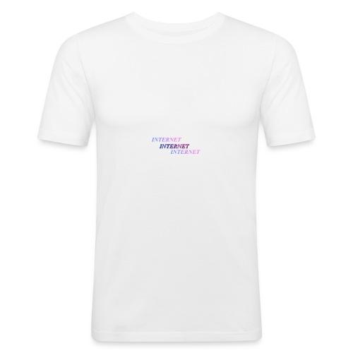 17 - Herre Slim Fit T-Shirt