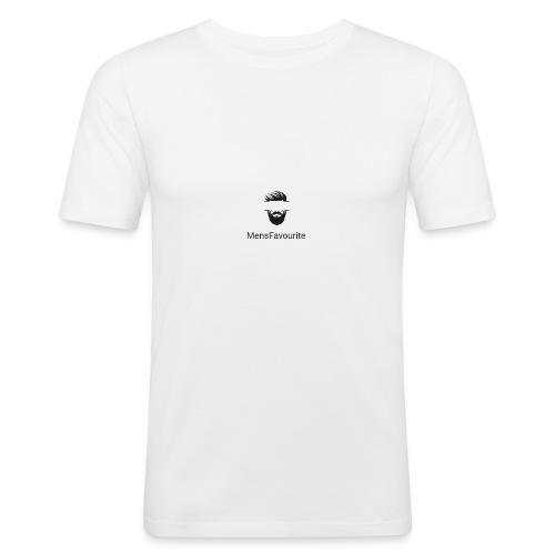 MensFavourite - Männer Slim Fit T-Shirt