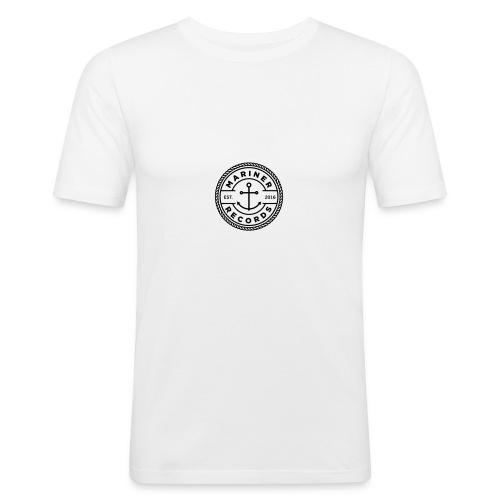 Mariner Records 2 - Men's Slim Fit T-Shirt