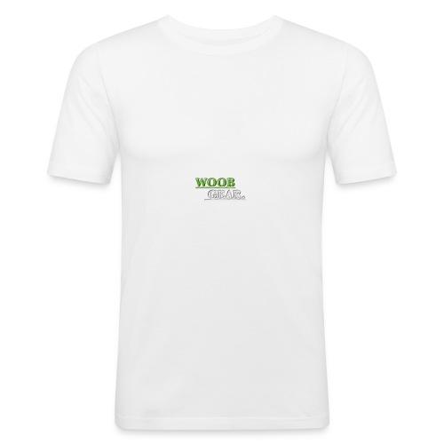 WG Logo - Men's Slim Fit T-Shirt