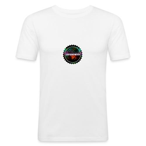 Neues Logo - Männer Slim Fit T-Shirt