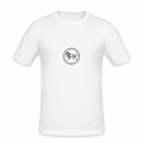lion Clothing - Herre Slim Fit T-Shirt