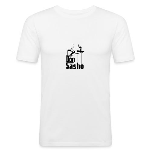 Don Sasho - T-shirt près du corps Homme