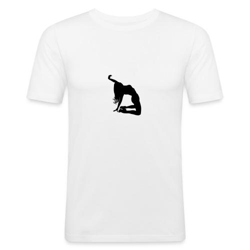 Pin up - T-shirt près du corps Homme