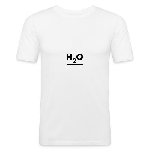 H2O - Herre Slim Fit T-Shirt