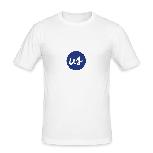 Picto US - T-shirt près du corps Homme