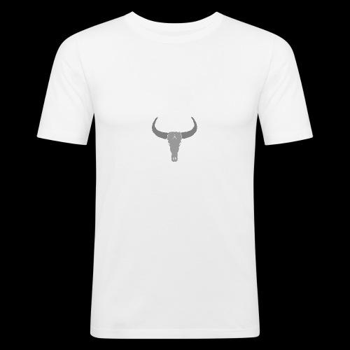 Skull King - Männer Slim Fit T-Shirt