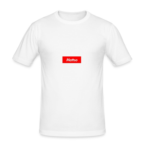 Mattso Merch to Flex - Men's Slim Fit T-Shirt