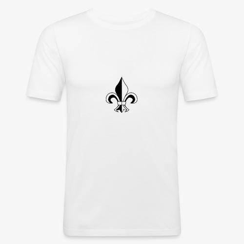 FLEUR DE LYS - T-shirt près du corps Homme