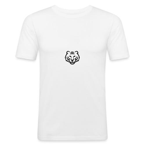 Brattlof Logo - Slim Fit T-shirt herr