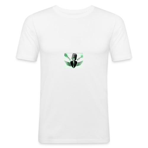 T-Shirt Custom - T-shirt près du corps Homme