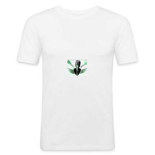 T-Shirt Custom - Tee shirt près du corps Homme