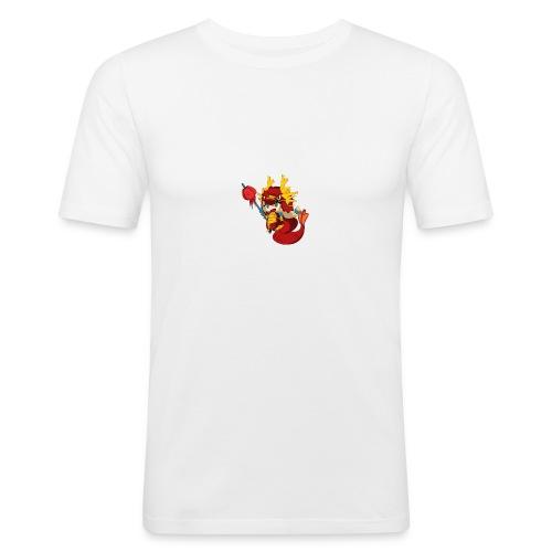 Wang-Judy - Männer Slim Fit T-Shirt