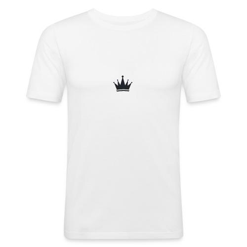 Sinsoires Crown - Männer Slim Fit T-Shirt