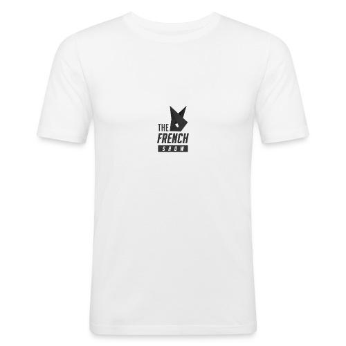 The French Show LOGO pt.1 - T-shirt près du corps Homme