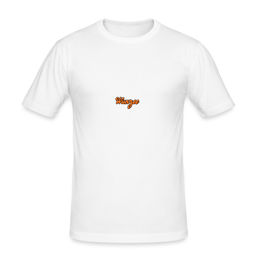 New Wunzee Design - Men's Slim Fit T-Shirt