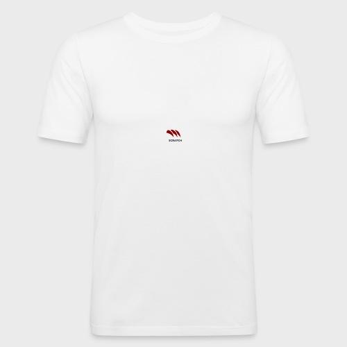 SCRATCH - Maglietta aderente da uomo