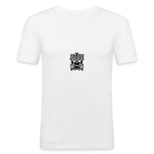 Saxon Club - Men's Slim Fit T-Shirt