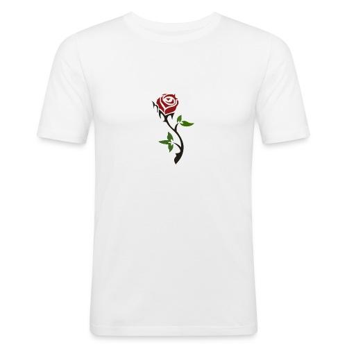 Santico. Rose. - Slim Fit T-shirt herr