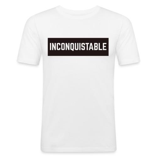 INCONQUISTABLE - Camiseta ajustada hombre