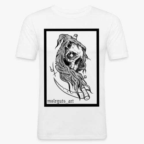 Reaper - Men's Slim Fit T-Shirt
