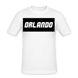 Orlando-Merch - Slim Fit T-skjorte for menn