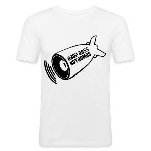 DBNB Black - slim fit T-shirt