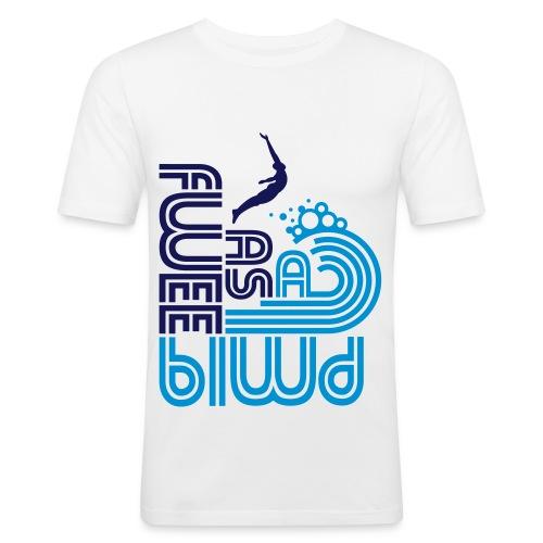 Free as a Bird - Men's Slim Fit T-Shirt