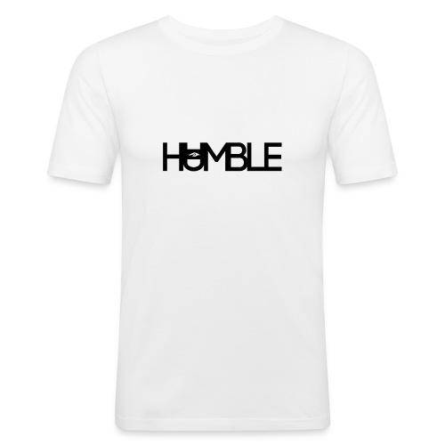 Humble logo - slim fit T-shirt