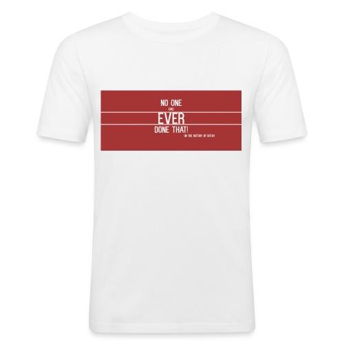 Dota Commentary Design - Men's Slim Fit T-Shirt