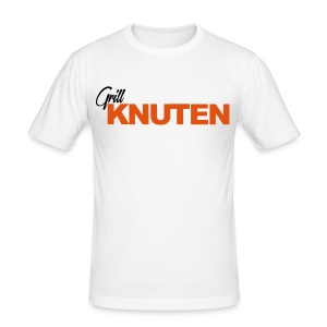 gatekjøkken - Slim Fit T-skjorte for menn