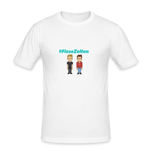 #FieseZeiten Merch - Männer Slim Fit T-Shirt