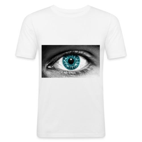 eyes_2 - slim fit T-shirt