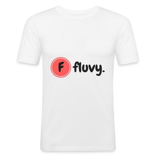 Fluvy Basic - T-shirt près du corps Homme