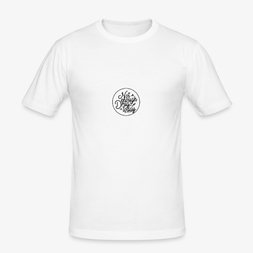 notenoughdrugstoday - Männer Slim Fit T-Shirt