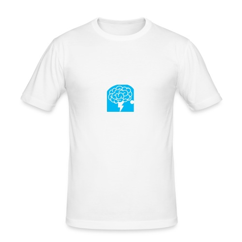Authentic Mental Health - Men's Slim Fit T-Shirt