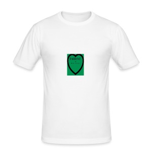 Ireland always in my heart - Men's Slim Fit T-Shirt
