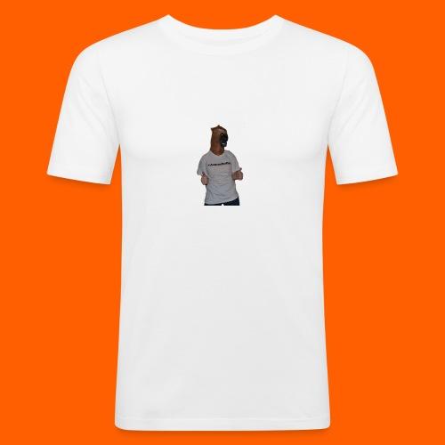14522443_10209255230891241_171594584_o - Slim Fit T-skjorte for menn