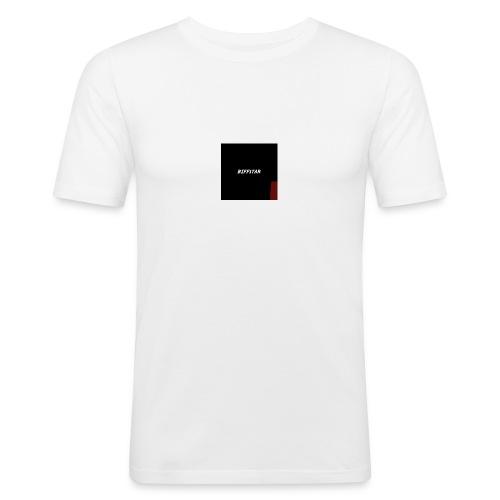 Biffstar's t-shirt - Männer Slim Fit T-Shirt