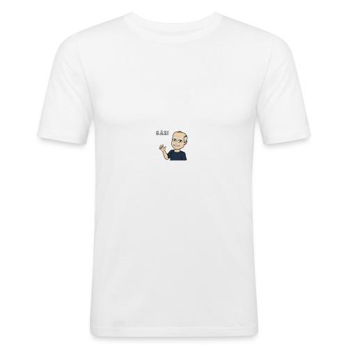 Säxi - Männer Slim Fit T-Shirt