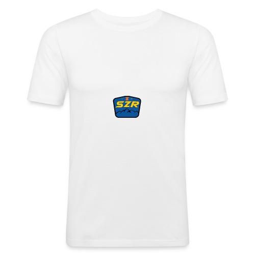 SZR - Slim Fit T-shirt herr