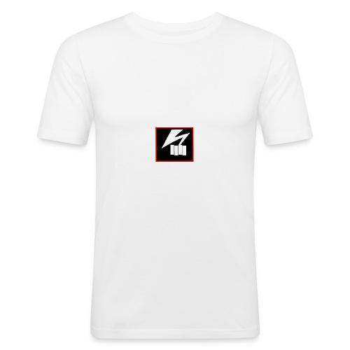 bad flag bad brains - Men's Slim Fit T-Shirt