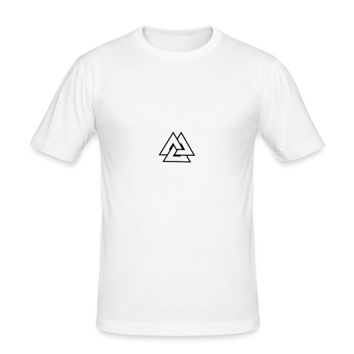 Three Angel - Herre Slim Fit T-Shirt