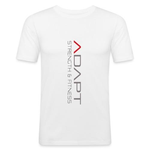 whitetee - Men's Slim Fit T-Shirt