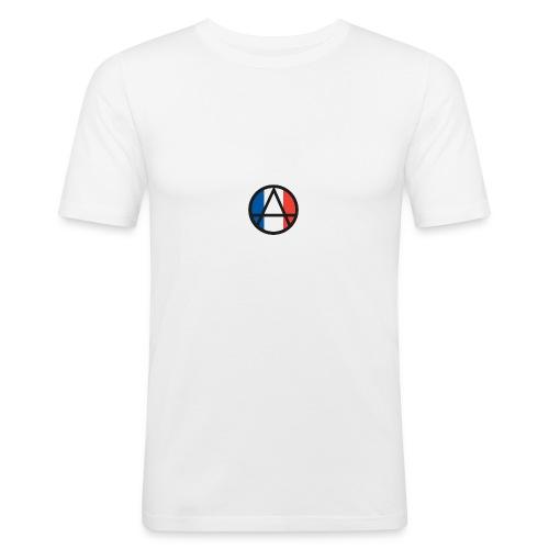 Logo ZELA France - T-shirt près du corps Homme