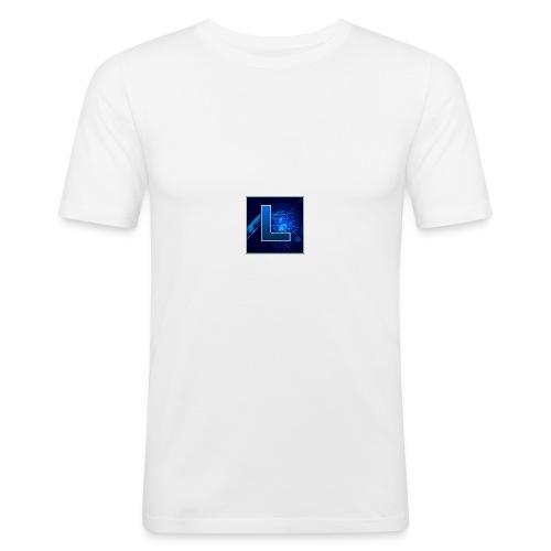 Logo GamenMetLucas - slim fit T-shirt
